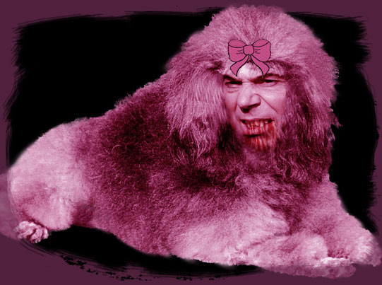 Tony Blair, Bush's Poodle