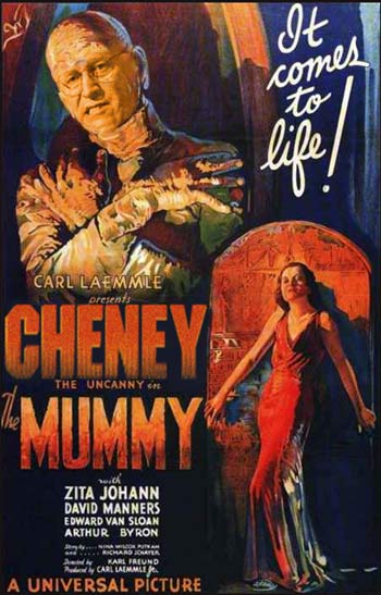 Dick Cheney Mummy